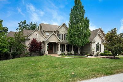Wildwood MO Single Family Home For Sale: $999,900