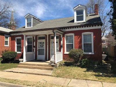 Single Family Home For Sale: 558 Madison Street
