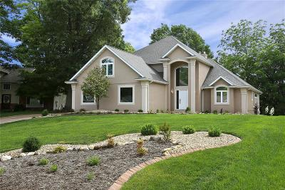 Maryville Single Family Home For Sale: 2732 Fieldstone