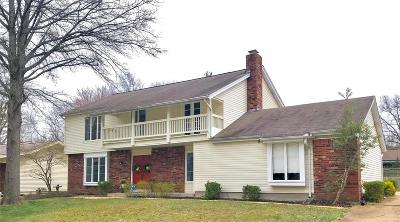 Single Family Home Sold: 15228 Golden Rain