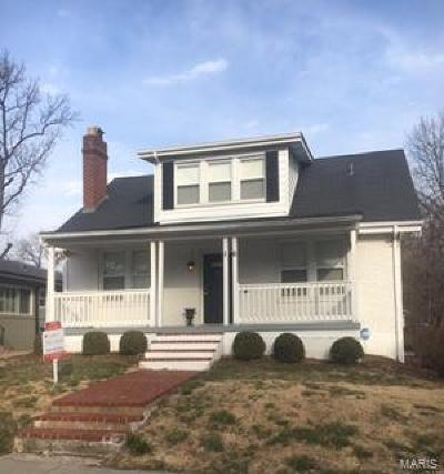 Ladue Single Family Home For Sale: 16 Midpark