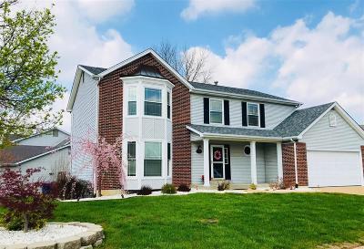 Fenton Single Family Home For Sale: 2438 Alcarol Drive