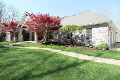 Wildwood Single Family Home For Sale: 2133 Mint Spring Lane