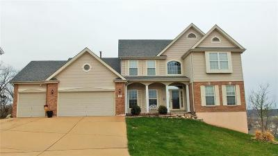 Eureka Single Family Home For Sale: 511 Vista Hills Ct.