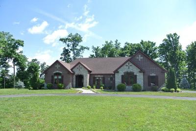 Single Family Home For Sale: 1624 County Road 405