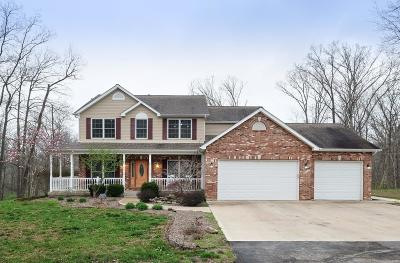 Lincoln County, Warren County Single Family Home For Sale: 150 Highway Y
