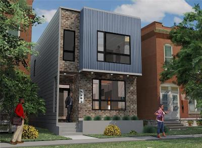 St Louis New Construction For Sale: 4326 Vista