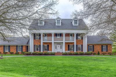 Town and Country Single Family Home For Sale: 1005 Cabernet Drive