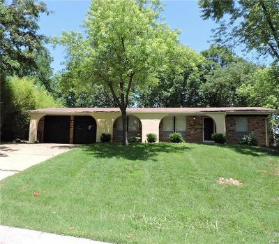 Fenton Single Family Home For Sale: 9 Treecrest