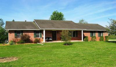 Palmyra Single Family Home For Sale: 5440 Vaden Lane