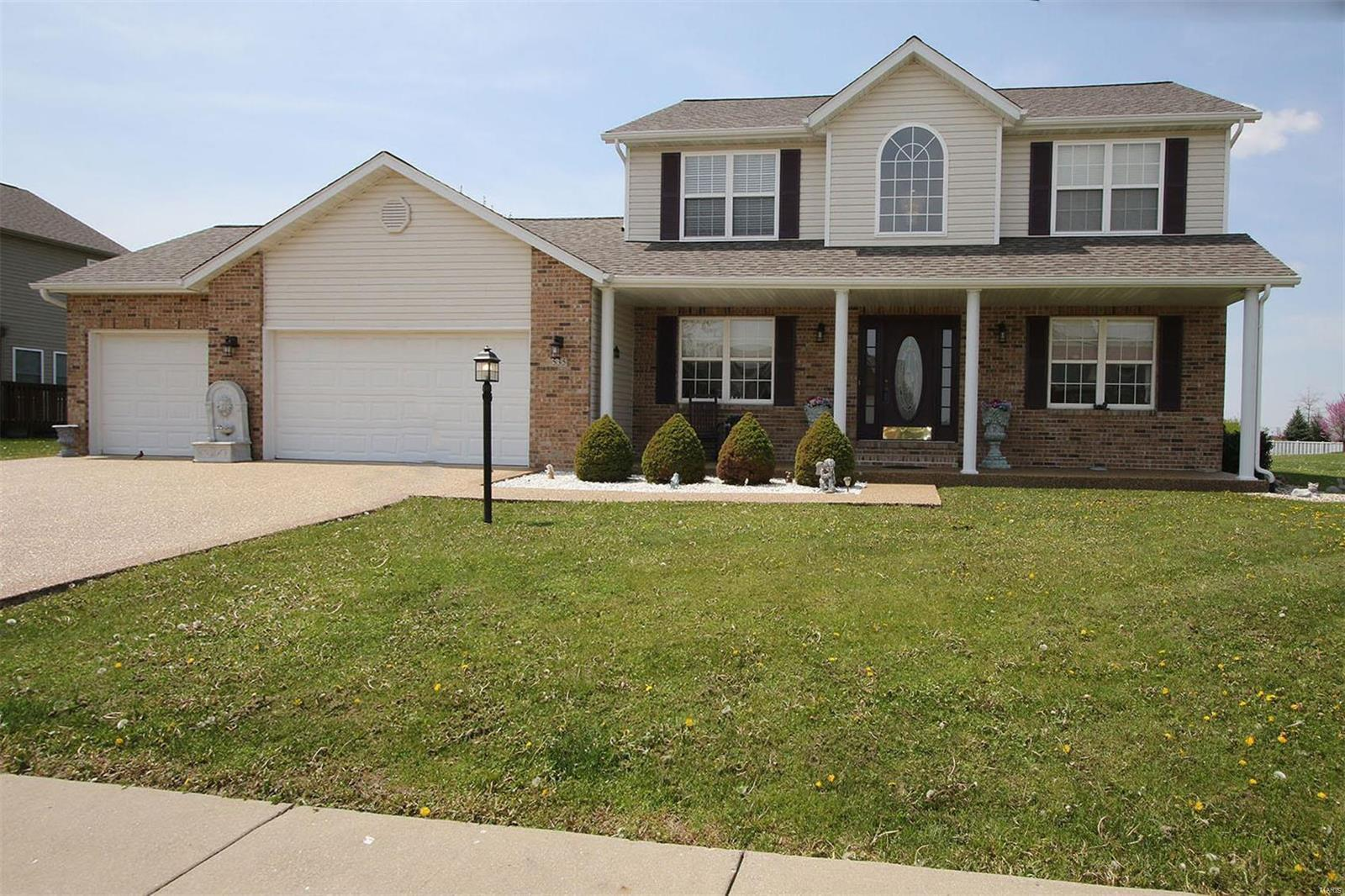535 Patton Drive Troy Il Mls 18033231 Legacy Realty And