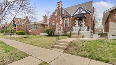 Single Family Home Sold: 6319 Pernod Avenue