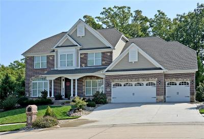 Wildwood Single Family Home For Sale: 847 Arbor Chase