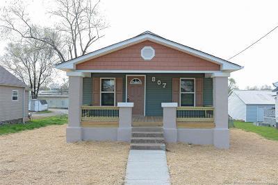 Desloge Single Family Home For Sale: 807 North Desloge Drive