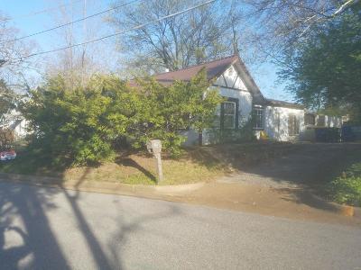 Single Family Home For Sale: 320 Westside Avenue