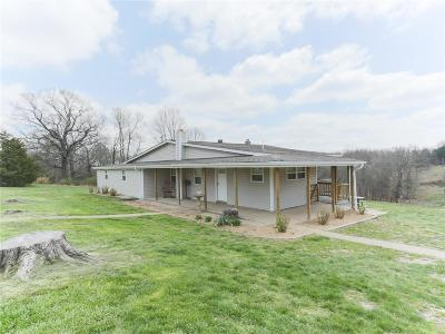 Single Family Home For Sale: 6912 State Road Dd