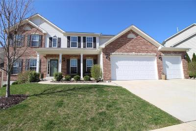 Fenton Single Family Home For Sale: 1256 Green Vale Court