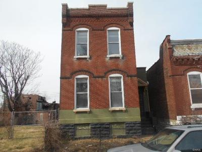 St Louis City County Single Family Home For Sale: 1917 East John Avenue