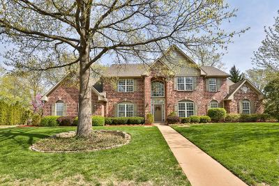 Single Family Home For Sale: 11929 Edwards Place Court