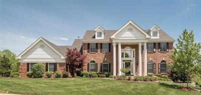 Wildwood Single Family Home For Sale: 332 Pine Bend Dr