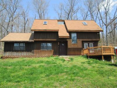 St Clair Single Family Home For Sale: 538 Turkey Run