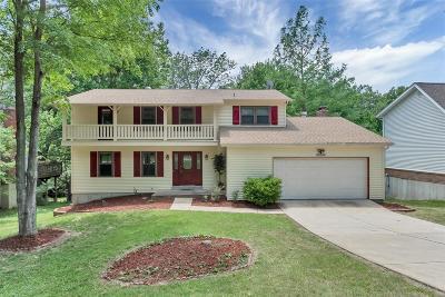 Ellisville Single Family Home For Sale: 121 Hidden Creek Drive