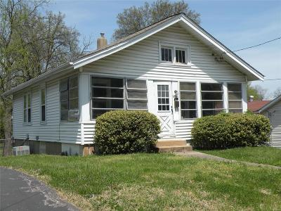 St Louis Single Family Home For Sale: 9635 Holtwood Road