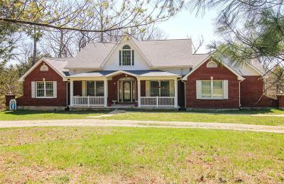 Warrenton MO Single Family Home For Sale: $385,000