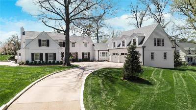 Ladue Single Family Home For Sale: 32 Clermont Lane