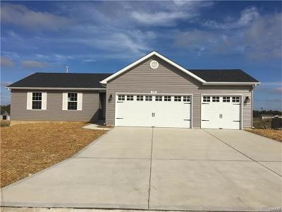 Wright City Single Family Home For Sale: 555 Falcons Flight