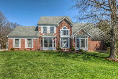 Wildwood Single Family Home For Sale: 4075 Princeton Ridge