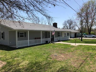 Ralls County Single Family Home For Sale: 602 South Clark