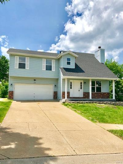 Arnold Single Family Home For Sale: 1944 Saint Johns Xing