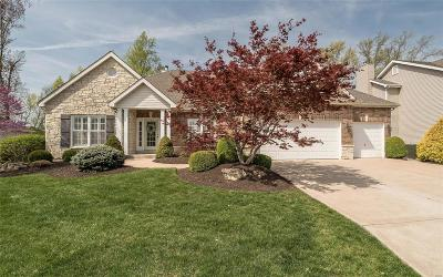 ST CHARLES Single Family Home Option: 5532 Wooded Creek Drive