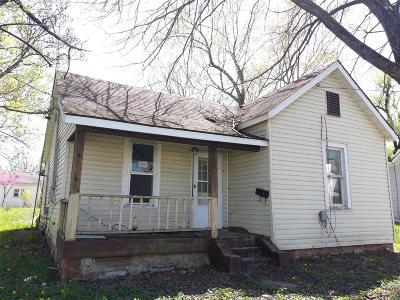 Bonne Terre MO Single Family Home For Sale: $15,000