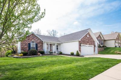 Fenton Single Family Home For Sale: 274 Romaine Spring View