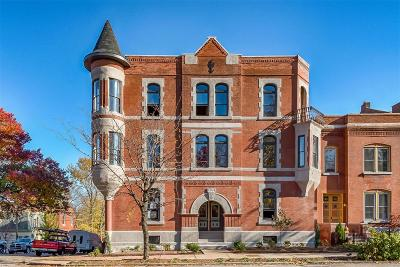 St Louis Single Family Home For Sale: 2330 South 12th Street #202