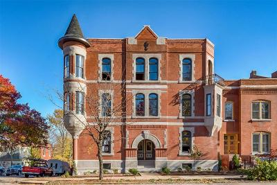 St Louis Single Family Home For Sale: 2330 South 12th Street #101