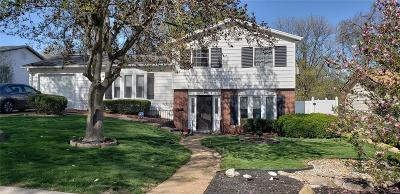 Single Family Home For Sale: 11025 Margatehall Drive