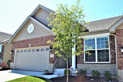 Ellisville Condo/Townhouse For Sale: 16126 Amber Vista Drive