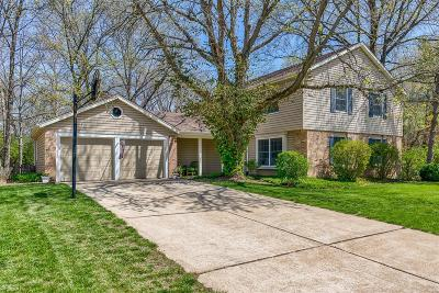 Chesterfield Single Family Home Contingent No Kickout: 15561 Country Ridge Drive