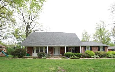 Single Family Home For Sale: 12014 Grantham
