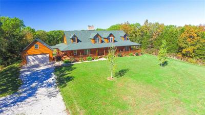 Warrenton Single Family Home For Sale: 23020 Macedonia Church Road