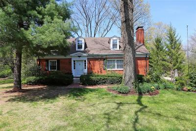 Olivette Single Family Home For Sale: 9401 Old Bonhomme Road