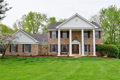 Single Family Home For Sale: 11227 Pointe Court