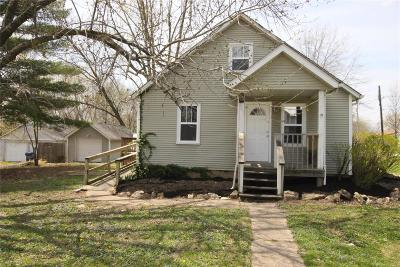 Wright City Single Family Home For Sale: 201 South Elm