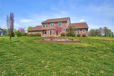 Lebanon Single Family Home For Sale: 878 Whispering Hills Drive