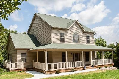 Berger, New Haven Single Family Home For Sale: 3281 Kaiser Hill Road Northeast