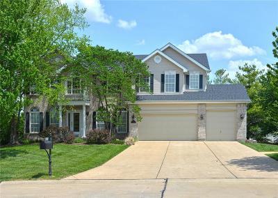 St Louis Single Family Home For Sale: 9344 Fox Glen