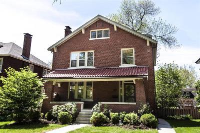 University City Single Family Home For Sale: 6946 Kingsbury Boulevard